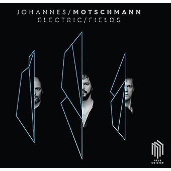 Motschmann.J. / Panzl, David / Bolles, Boris - Electric Fields [Vinyl] USA import
