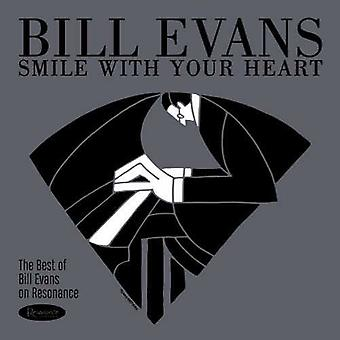 Smile With Your Heart: The Best Of Bill Evans On [CD] USA import