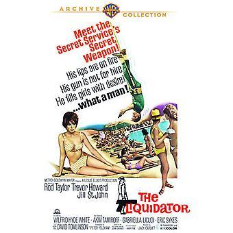 Liquidador (1965) importar de Estados Unidos [DVD]