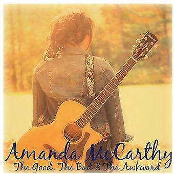 Amanda McCarthy - Good Bad & Awkward [CD] USA import