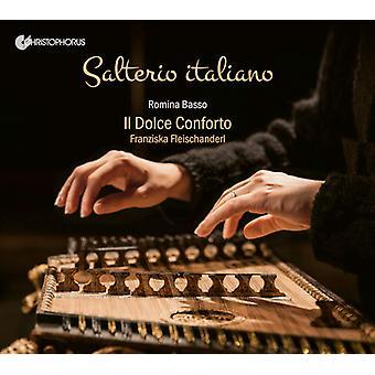 Basso, Romina / Il Dolce Conforto - Salterio Italiano: Works by Perotti Martini Ubaldi [CD] USA import