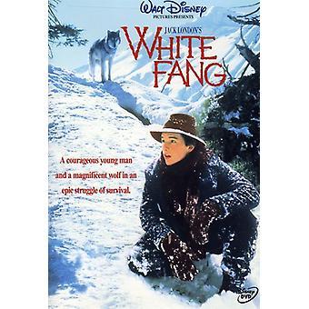 ホワイトファング [DVD] 米国をインポートします。