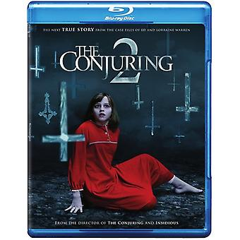 Conjuring 2 [Blu-ray] USA import