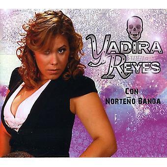 Yadira Reyes - Con Norteno Banda [CD] USA import