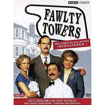 Fawlty Towers Collection [DVD] USA import