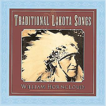 William Horncloud - Traditional Lakota Songs [CD] Usa import