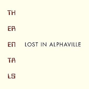 Rentals - Lost in Alphaville [CD] USA import