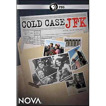 Nova - Nova: Cold Case JFK [DVD] USA import