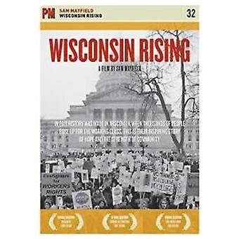 Wisconsin Rising [DVD] USA import
