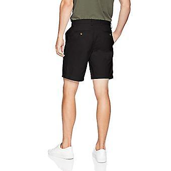 """Essentials Men's Slim-Fit 9"""" Short, Black, 34"""