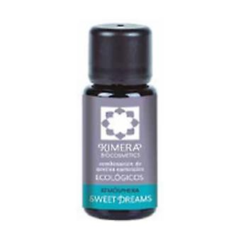 SWEET DREAMS Atmospheras combinations of essential oils 100% ECOLOGICAL 15 ml of oil