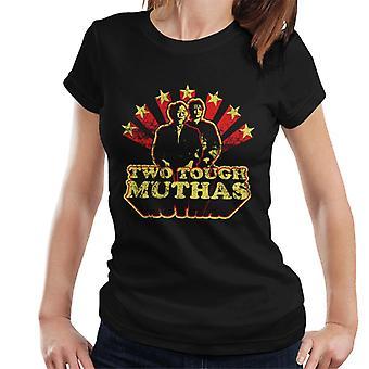 Karate Kid Two Tough Muthas Women's T-Shirt