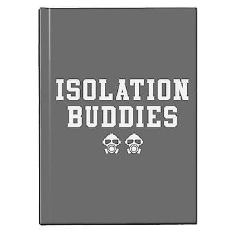 Isolasjon Kamerater Hardback Journal