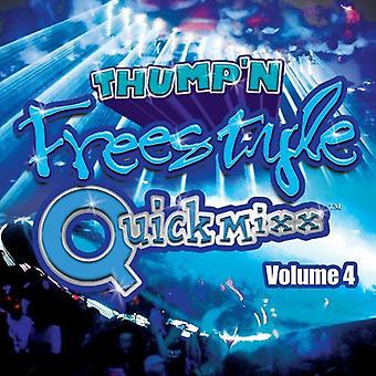 Thump'N Freestyle - Vol. 4-Thump'N Freestyle [CD] USA import