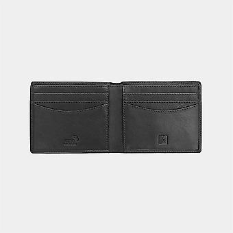 Primehide Slim Mens Leather Wallet RFID Bloqueando o Porta-cartas Gents 3200