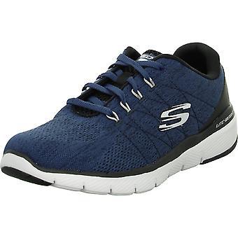 Skechers סטלי 52957BLBK אוניברסלי כל השנה גברים נעליים