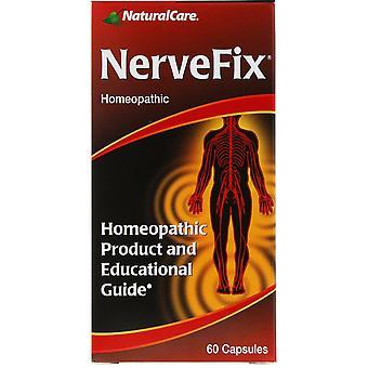 NaturalCare, Nerve Fix, 60 Capsules
