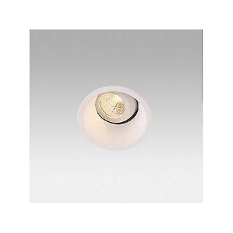 Faro Fox - LED Hvit Tiltable innfelt downlight 5W 2700K