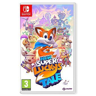 Nové Super Lucky's Príbeh Nintendo Switch hry