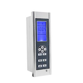 Ce Certified Ac 12v Lcd Screen Display Shower Room Radio Controller Panel Shower Room & Cabinet Control Parts