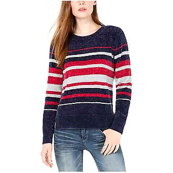 Maison Jules | Striped Chenille Sweater