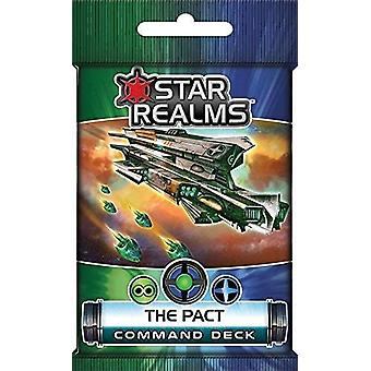 Star Realms The Pact Command Deck Expansion Pack
