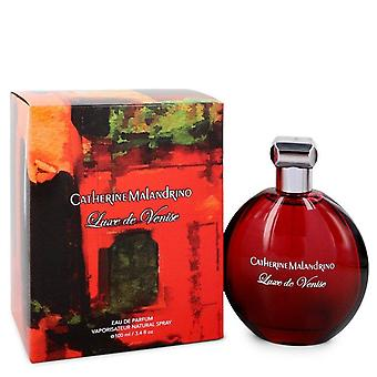 Luxe de venise eau de parfum spray by catherine malandrino 552123 100 ml