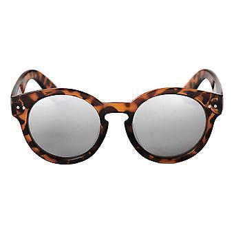 Cheapo Burn Sunglasses - Turtle Brown / Silver Mirror