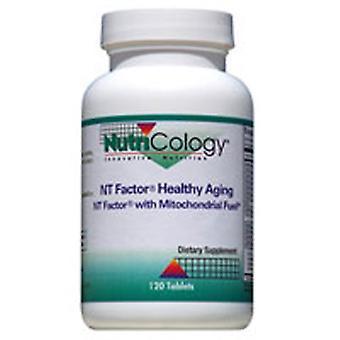 Nutricologie/ Allergie Onderzoeksgroep NT Factor Healthy Aging Form, 120 TABS