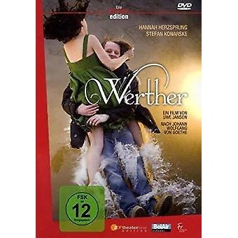Werther [DVD] Usa tuonti