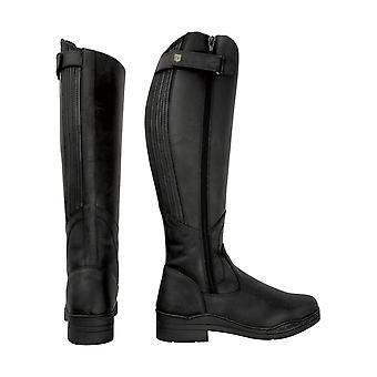 HyLAND Unisex Adult Londonderry Winter Country Leather Riding Boots