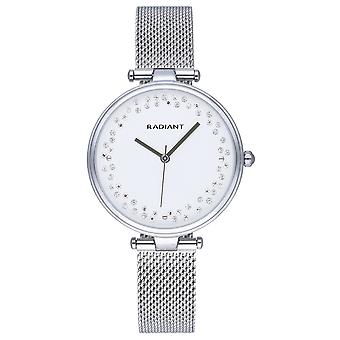 Radiant the circle Watch for Women Analog Quartz with Stainless Steel Bracelet RA543201