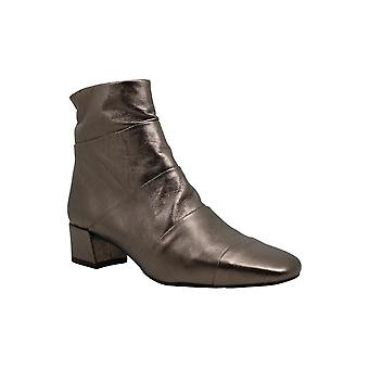 Steve Madden Womens Galana Leder Quadrat Toe Knöchel Chelsea Stiefel