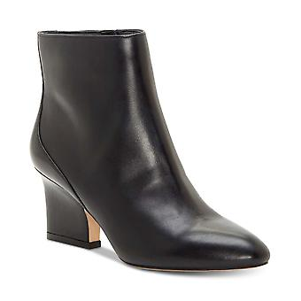Enzo Angiolini Womens Cadyn Leather Almond Toe Ankle Fashion Boots