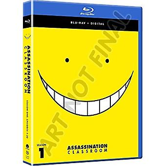 Assassination Classroom: Season One [Blu-ray] USA import