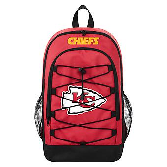 FOCO Backpack NFL Rucksack - BUNGEE Kansas City Chiefs