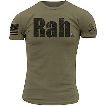 Grunt Style USMC - RAH T-Shirt - Military Green