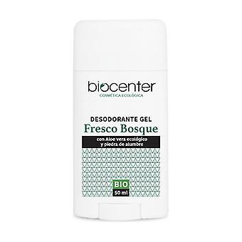 Fresco Bosque Bio deodorant gel 50 ml