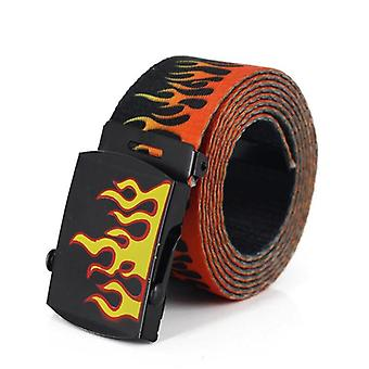 Canvas Belts Men Punk Designer Belt Ladies Waist