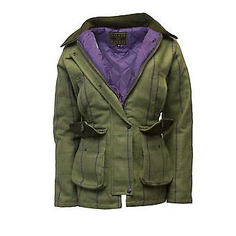 Walker and Hawkes - Ladies Lined Tweed Shooting Jacket