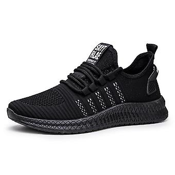 Fashion Vulcanized Air Mesh Trainers Lightweight Casual Shoes