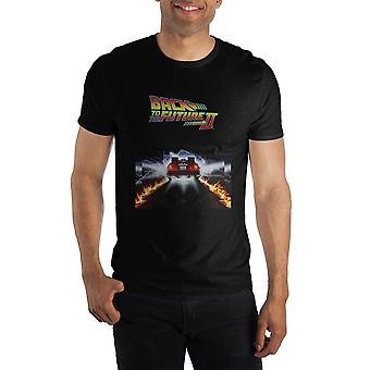 Back to the future: part ii crew neck short sleeve t shirt