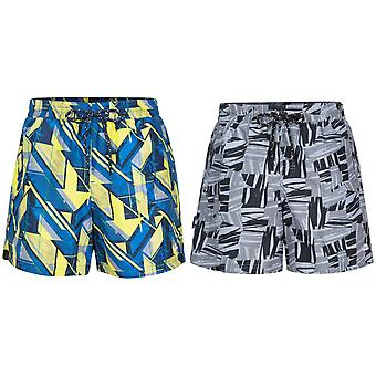 Trespass Mens Rand Swim Shorts
