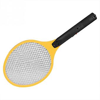 Cordless Rechargeable Mosquito Swatter, Electric Fly, Bug, Zapper Racket,