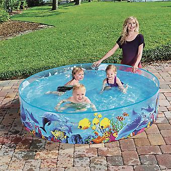 Bestway Fill-N-Fun Odyssey Paddling Pool for Kids 183 X 38 cm