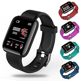 Smartwatch - Elektronica Smart Fitness Tracker met Siliconen Strap Sport