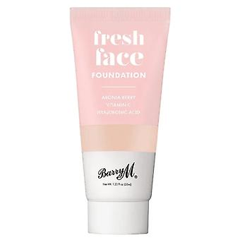 Barry M Fresh Face Liquid Foundation - Skygge 5