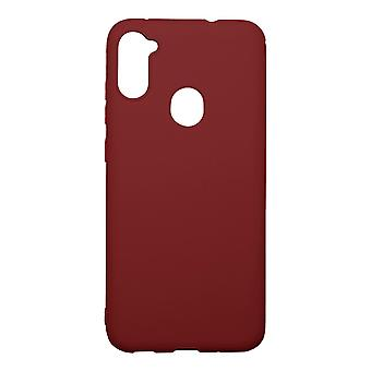 Ultra-Slim Case compatible with Samsung Galaxy A11 | In Wine,