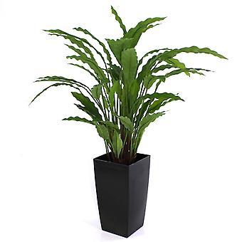 Kunstig Calathea grøn 60cm