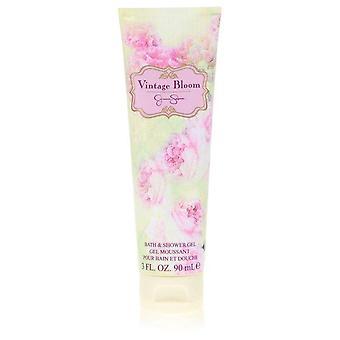 Jessica Simpson Vintage Bloom Gel de Ducha Por Jessica Simpson 3 oz Gel de Ducha
